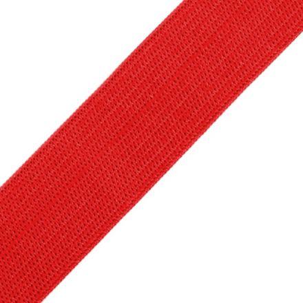Galanterie: Pruženka hladká - červená