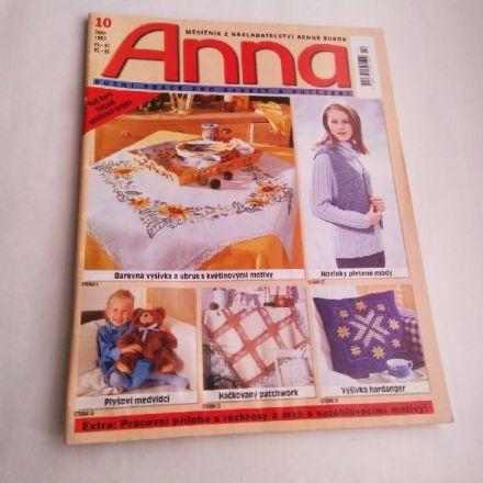 Časopis Anna - 1/2001