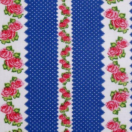 Metráž: Bavlna růže