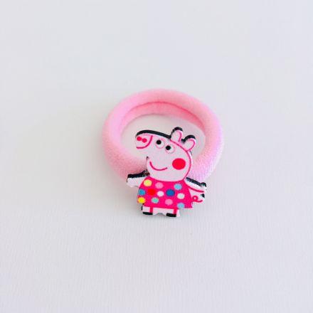 Peppa gumička do vlasů