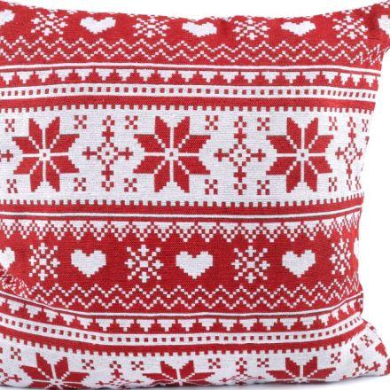Galanterie: Vánoční povlak na polštář 45 x 45 cm