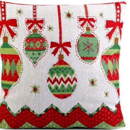 Galanterie: Vánoční povlak 44 x 44 cm