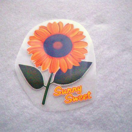 Galanterie: Aplikace slunečnice