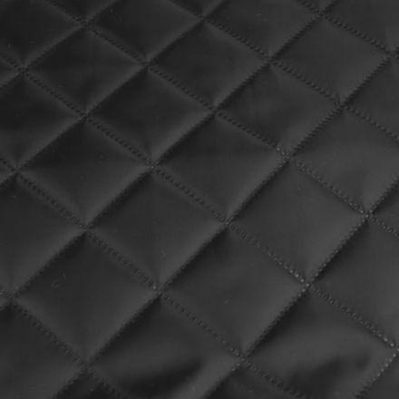 Metráž: Zateplená prošívaná podšívka - černá