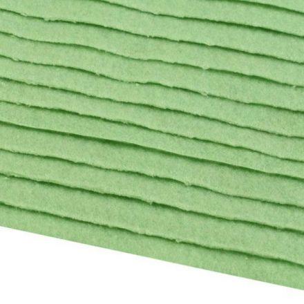Galanterie: Filc 20x30cm - zelená pastelová