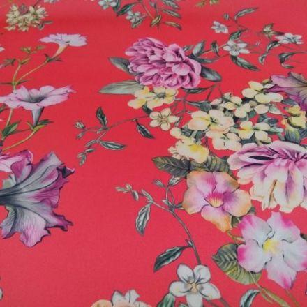 Metráž: Šatovka s květy