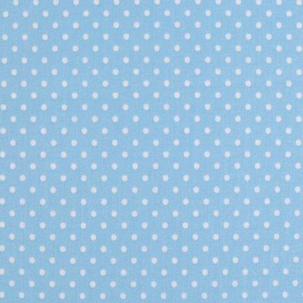 Metráž: Bavlna puntík - pomněnková