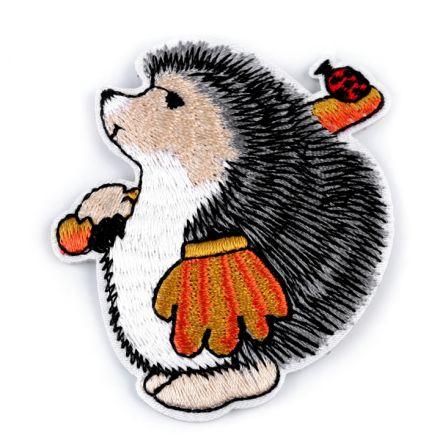 Galanterie: Nažehlovačka ježek
