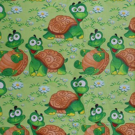 Metráž: Bavlna želvy