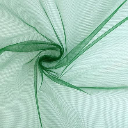 Metráž: Tyl na závoje - zelená