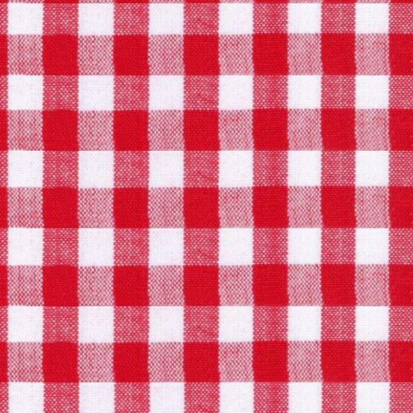 Bavlna Kanafas - červená