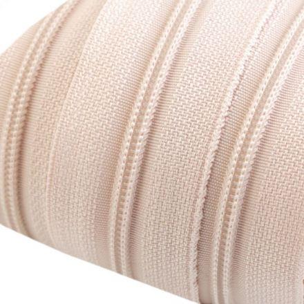 Galanterie: Zip spirálový šíře 3 mm - béžová