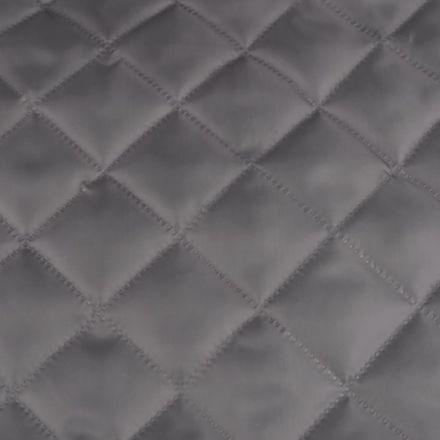 Metráž: Zateplená prošívaná podšívka - šedá