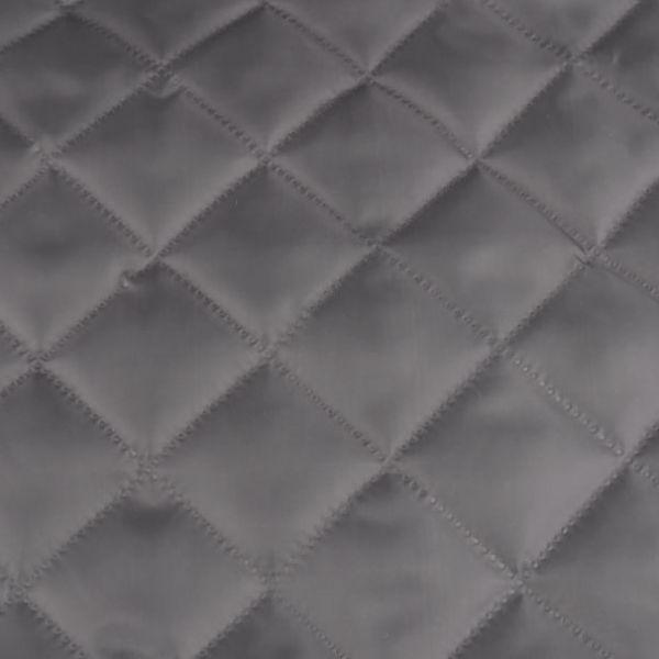 Zateplená prošívaná podšívka - šedá