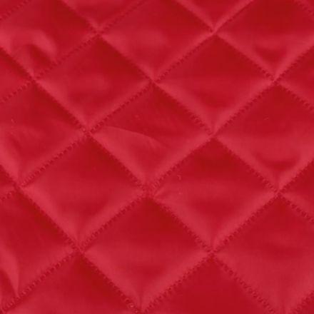 Metráž: Zateplená prošívaná podšívka - červená