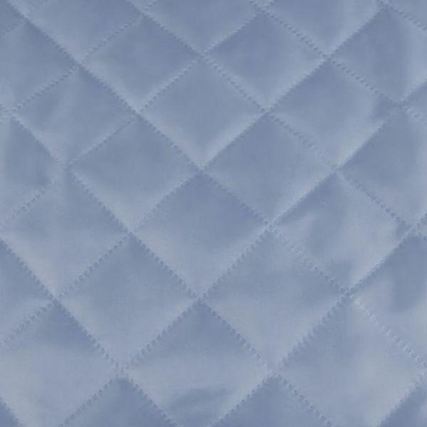 Zateplená prošívaná podšívka - modrošedá