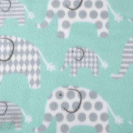 Metráž: Polar fleece oboustranný šíře 150 cm