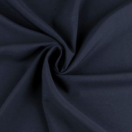 Metráž: Žoržet jednobarevný - tmavě modrá