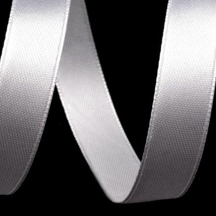 Galanterie: Atlasová stuha šíře 12 mmn - bílá
