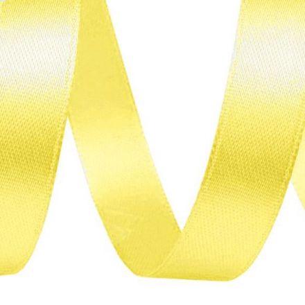 Galanterie: Atlasová stuha šíře 12 mmn - žlutá