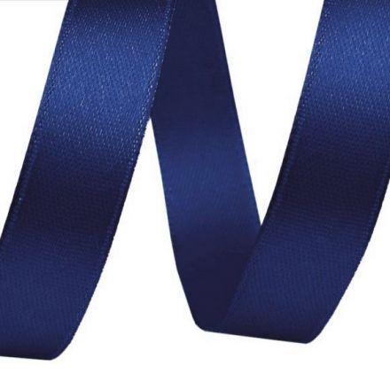 Galanterie: Atlasová stuha šíře 12 mmn - tmavě modrá