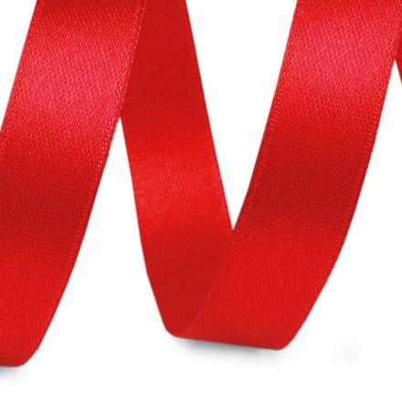 Galanterie: Atlasová stuha šíře 12 mmn - červená