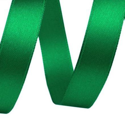 Galanterie: Atlasová stuha šíře 12 mmn - zelená