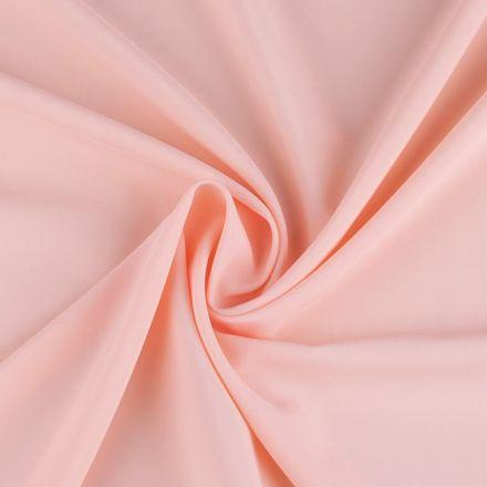 Metráž: Polyesterová šatovka - sv.lososová