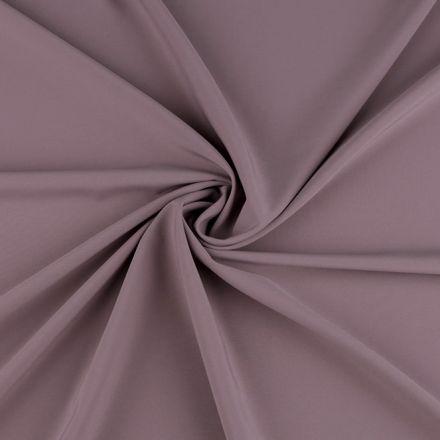 Metráž: Polyesterová šatovka - tm.lila