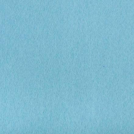 Galanterie: Filc / plsť šíře 110 cm - modrá