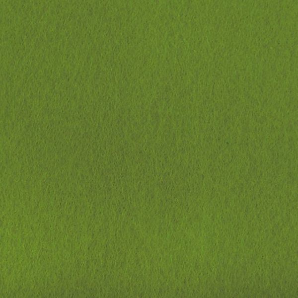 Filc / plsť šíře 110 cm - zelená