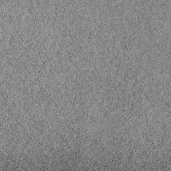 Filc / plsť šíře 110 cm - šedá