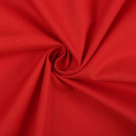 Metráž: Bavlněná látka - červená