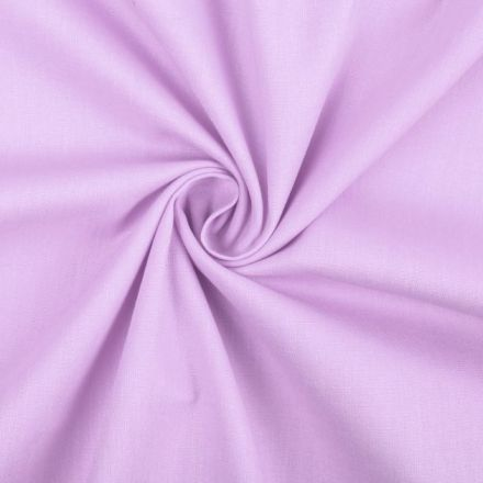 Metráž: Bavlněná látka  - sv.fialová