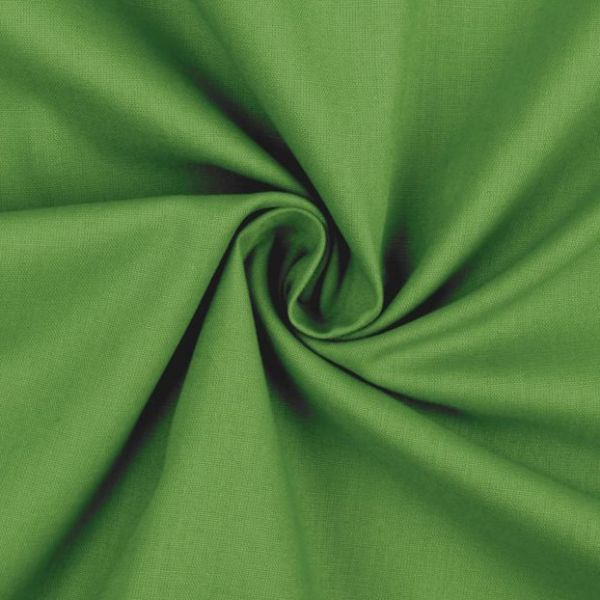 Bavlněná látka - zelenošedá