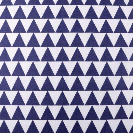 Metráž: Bavlněná látka - modrá