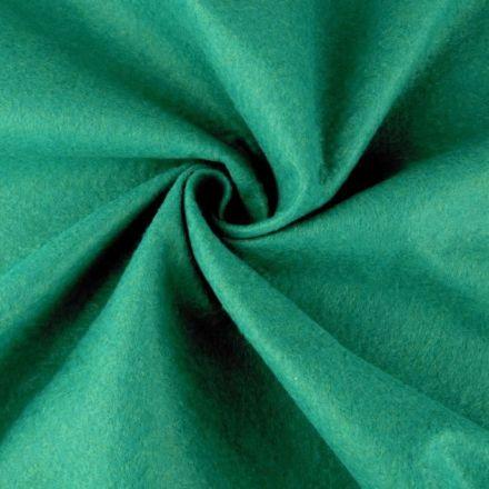 Galanterie: Filc / plsť šíře 90 cm - tyrkysová