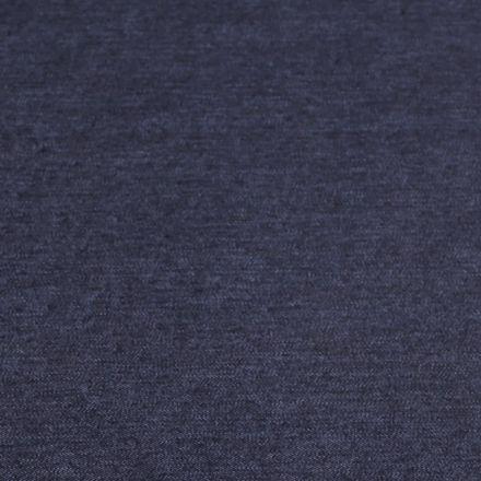 Metráž: Elastická riflovina - tmavě modrá