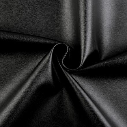 Metráž: Koženka šíře 140 cm - černá