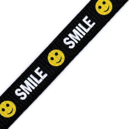 Galanterie: Lampas / stuha Smile šíře 10 mm