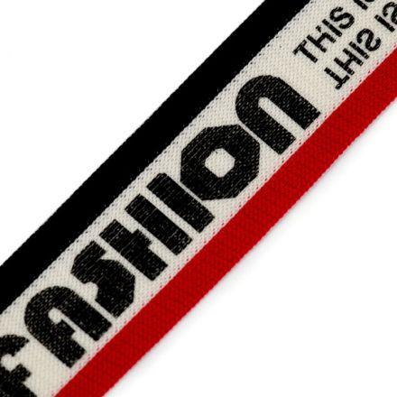 Galanterie: Lampas Fashion šíře 32 mm
