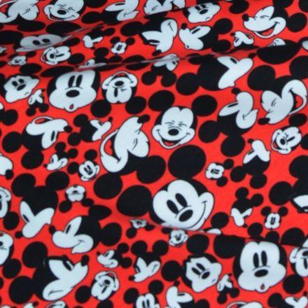 Metráž: Teplákovina Mickey