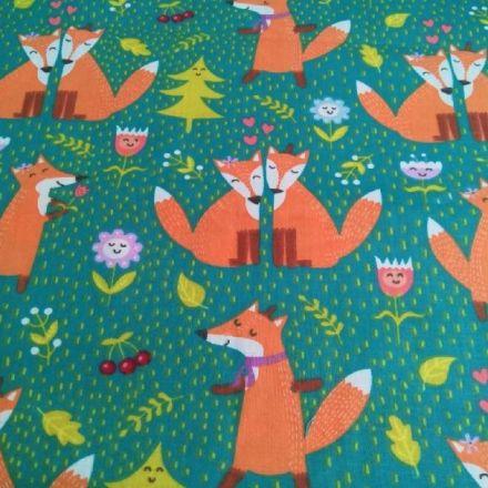Metráž: Bavlna lišky