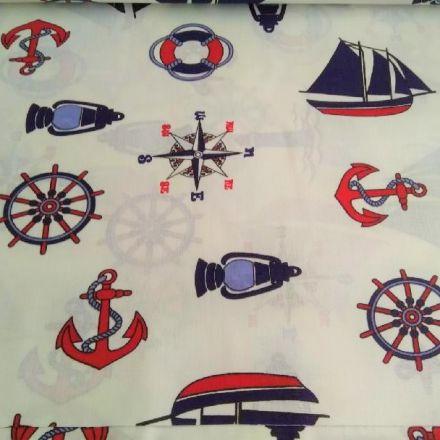 Metráž: Bavlna námořnická