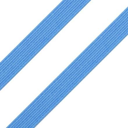 Galanterie: Pruženka plochá šíře 7 mm (1m) - tyrkysová