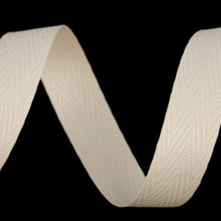 Galanterie: Keprovka šíře 15 mm (1m) - krémová