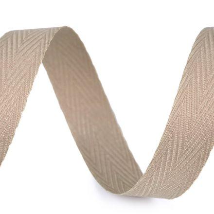 Galanterie: Keprovka šíře 15 mm (1m) - béžová