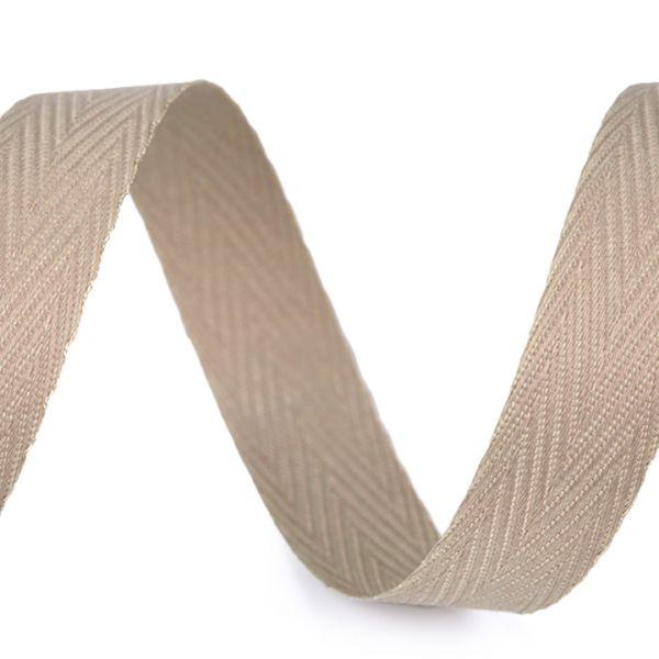 Keprovka šíře 15 mm (1m) - béžová