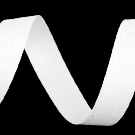 Galanterie: Keprovka šíře 15 mm (1m) - bílá