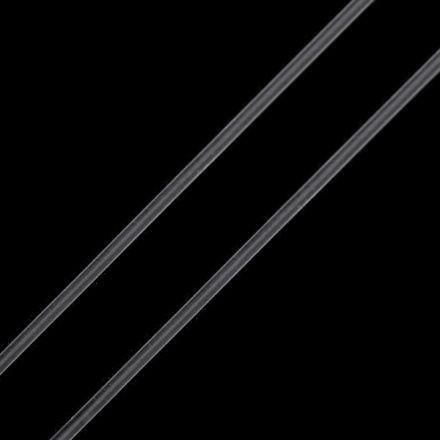 Galanterie: Pruženka/gumička kulatá 1mm (5m)